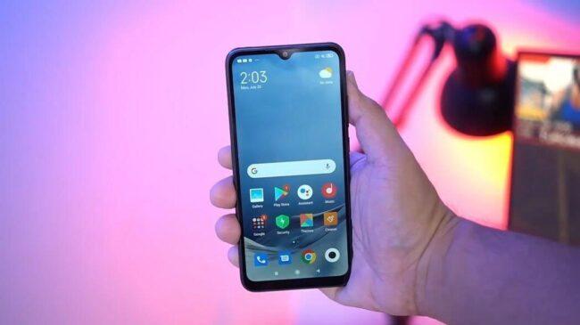 گوشی موبایل شیائومی مدل Redmi 9A دو سیم کارت ظرفیت 32 گیگابایت
